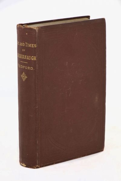 Nashville, TN, 1884. First Edition. Hardcover. Very good. 552 pp, in original brown cloth. Rubbing t...