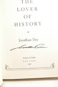 Lover of History (SIGNED)