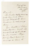 View Image 5 of 7 for Collection of Autograph Letters Signed by a popular novelist Inventory #4059