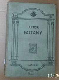 Junior Botany