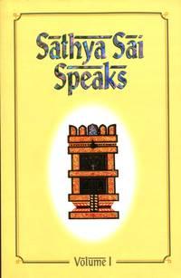 image of Sathya Sai Speaks : Volume I