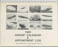 1980 Airship Calendar & Appointment Log