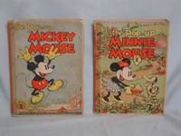 """The """"Pop-up"""" Mickey Mouse and The """"Pop-Up"""" Minnie Mouse"""