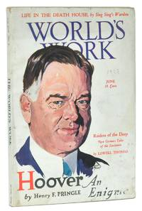 The World's Work, Vol. 56, No. 2 (June, 1928). Hoover, an Enigma