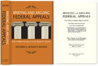 Briefing and Arguing Federal Appeals. Hardcover with dust jacket