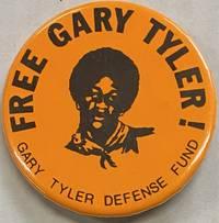 image of Free Gary Tyler! [pinback button]