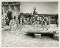 Prehistoric Women [Slave Girls] (Collection of five original photographs from the 1967 film)
