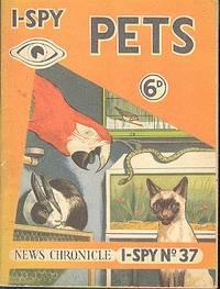I-Spy Pets [ I-Spy No.37 ].