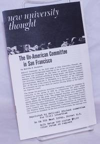 The un-American Committee in San Francisco