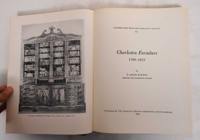 Charleston, South Carolina: The Charleston Museum, 1955. Hardcover. VG- (Few marks from previous own...