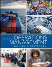 image of Operations Management (Irwin Operations/Decision Sciences)