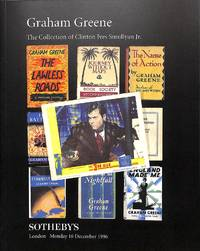 Sale LN6729, 16 December 1996: Graham Greene. The Collection of Clinton  Ives Smullyan Jr.