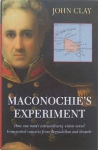 Maconochie's Experiment.