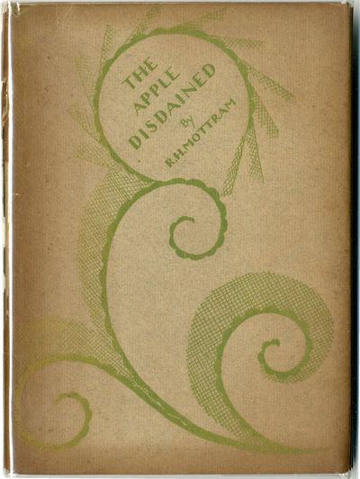 London: Elkin Mathews & Marrot, 1928. Paper boards, decorated in green. Some minor darkening to deco...