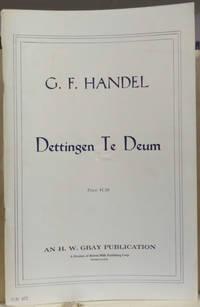 The Dettingen Te Deum in Vocal Score