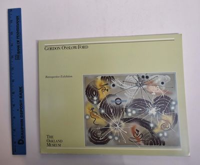 Oakland, Calif: The Oakland Museum, 1980. Softcover. VG- light wear to corners and edges. Light gree...