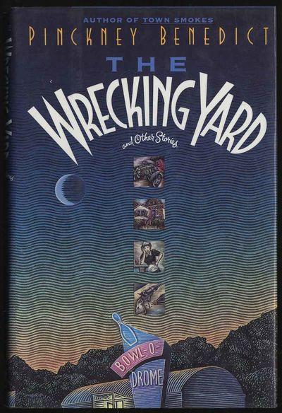 New York: Doubleday, 1992. Hardcover. Fine/Fine. First edition. Fine in a fine dustwrapper.