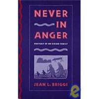 image of Never in Anger: Portrait of an Eskimo Family