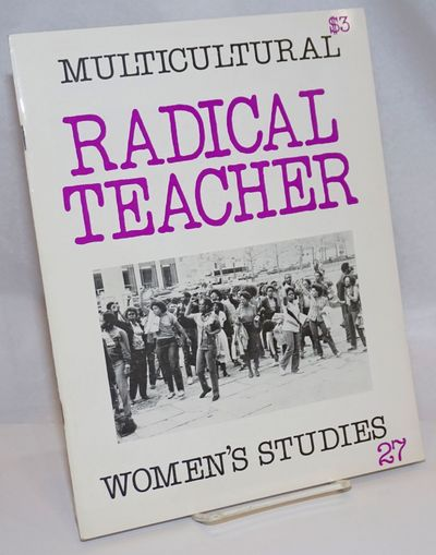 Boston: Boston Women's Teaching Group, 1984. Magazine. 36p., stapled wraps, stapled glossy wraps, 8....