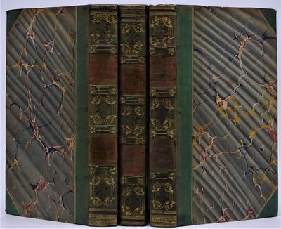 London: Baldwin, Cradock and Joy, 1821. SCARCE complete three volume set in either the 1818 first ed...