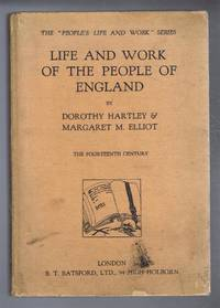 Life and Work of the People of England, A Pictorial Record from Contemporary Sources: The Fourteenth Century
