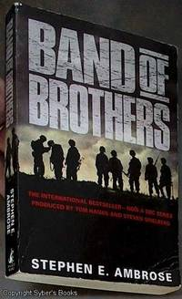 image of Band of Brothers : E Company, 506th Regiment, 101st Airborne from Normandy to Hitler's Eagle's Nest