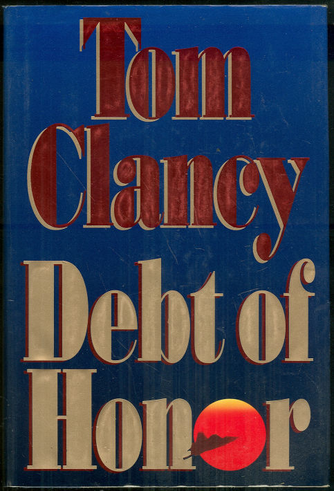 Image for DEBT OF HONOR