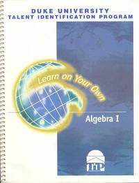 Learn on Your Own Algebra I