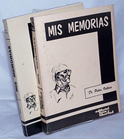 Mexico City: Ediciones Tierra y Libertad, 1971. Paperback. Two volumes, 351 and 267p. respectively, ...