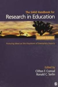 The SAGE Handbook for Research in Education: Pursuing Ideas as the Keystone of Exemplary Inquiry by  Inc SAGE Publications - Hardcover - 2011-09-09 - from Books Express and Biblio.com
