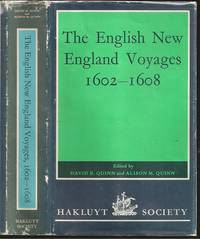 image of The English New England Voyages 1602-1608