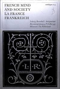 Catalogue 214/n.d.: French Mind and Society, La France, Frankreich.