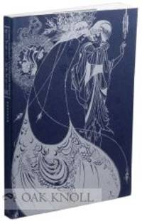 N.P.: (Nissha Printing Co, 1998. stiff paper wrappers, illustrated. Beardsley, Aubrey. 4to. stiff pa...