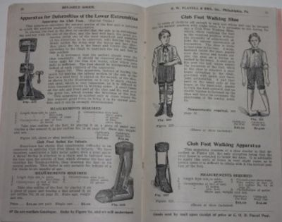 Philadelphia: G. W. Flavell & Bro., Inc.. Wraps. Very Good. N.d., circa 1900. 8vo. 20 by 13 cm. 48 p...