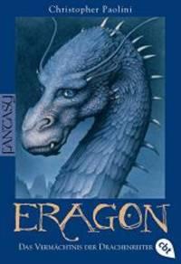 image of Eragon; Das Vermachtnis Der Drachenreiter (German Edition)