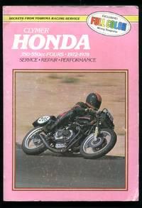 image of Honda 350-550cc Fours, 1972-1978