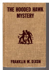 image of THE HOODED HAWK MYSTERY: The Hardy Boys Series #34..
