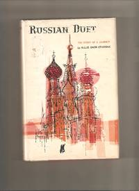 Russian Duet by  Willie Snow Ethridge - 1st Edition 1st Printing - 1959 - from Lost Pages & Forgotten Words (SKU: 004024)