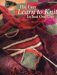 THE EASY LEARN TO KNIT IN JUST ONE DAY (Knitting No 1396)