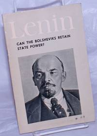 image of Can the Bolsheviks Retain State Power