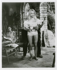 The Night of the Iguana (Original photograph from the set of the 1964 film)
