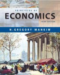 image of Principles of Economics