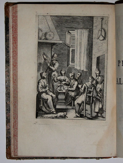 Bologna?, 1746. Very rare illustrated edition (second; first c. 1685) of this poem on the siege of V...