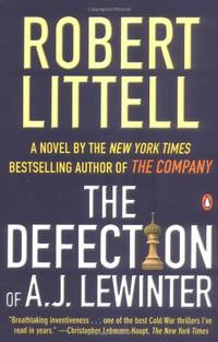 image of The Defection of A.J. Lewinter: A Novel of Duplicity