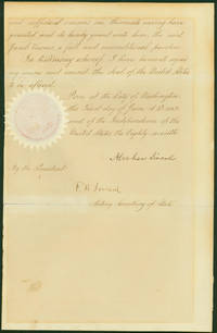 Under Pressure, President Lincoln Pardons a Partisan Ranger