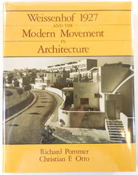 image of Weissenhof 1927 and the Modern Movement in Architecture