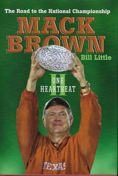Albany, Texas: Bright Sky Press, 2006. First Edition, first printing. Signed by both Brown and Littl...
