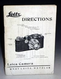 image of Leitz Directions, Leica Camera