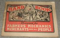 image of Dr. Pierce's Hand Book Designed for Farmers ,Mechanics ,Merchants and all People