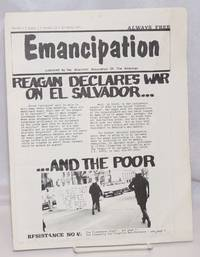 image of Emancipation: formerly the Anarchy Times; Vol.4, No. 3, (No. 23), 19 March 1981